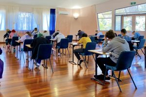 Good-Luckto our Class 11 and Class 12 Students who are sitting their Trial Exams this week.