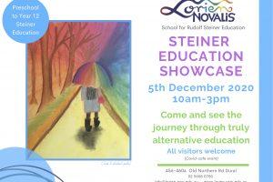 Steiner Education Showcase 5th December 2020