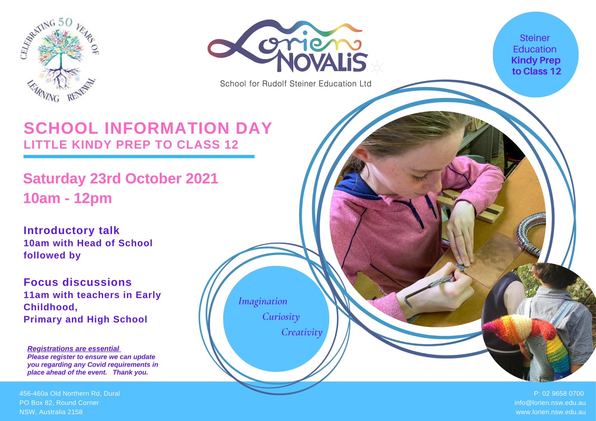 Our Term 4 School Information Day